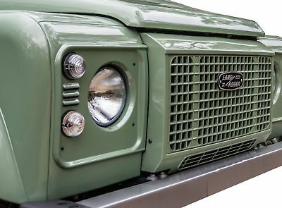 Unpainted  Heritage Edition  Style Front Grille For Land Rover Defender 90 110 • 155£