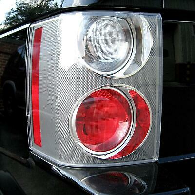 Rear Light Clear/Red 2005-2009 NS Left Lamp Nearside N/S For Range Rover L322 • 85£