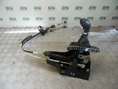 VAUXHALL OPEL ASTRA J MK6 1.4 PETROL 6 SPEED MANUAL GEAR SELECTOR & LINKAGES (i5 • 40£