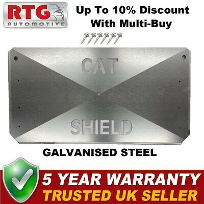 Catalytic Cat Anti Theft Security Guard Plate Cover For Toyota Prius 1.5 02-08 • 39.95£