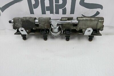 2006 Mini Cooper R50 R53 1.6 Petrol Injector Fuel Rail With Injectors 7550166 • 33.99£