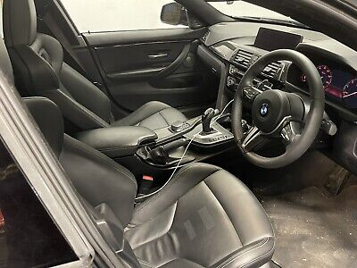 Bmw F80 M3 3 Series Led Badge Competition Pack Black Leather Seats Interior F30 • 1,999£
