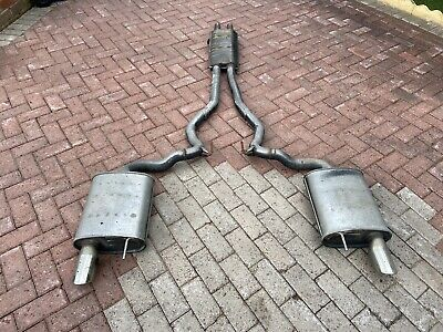 Ford Mustang 5.0 V8 Petrol Standard Exhaust System 2016 Factory Undersealed!! • 295£