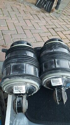 Mercedes W211 E55 AMG CLS55AMG CLS63AMG Rear Air Suspension Bags Springs C095080 • 350£