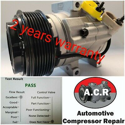 FORD RANGER 3.2 TDCI DIESEL MAN/AUTO APR 2011 TO OCT 2015 New Air Con Compressor • 189£
