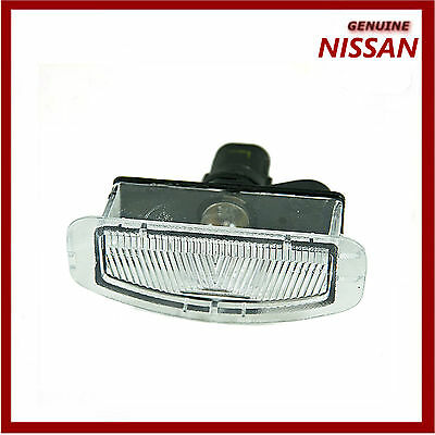 Genuine Nissan Micra K12 Rear Number Plate Lamp. 26510BG00A. New!  • 29.95£