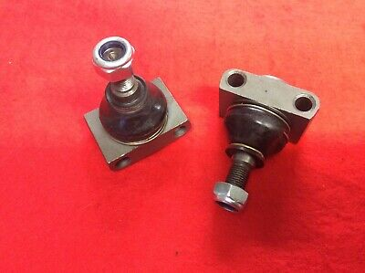 Pair Top Upper Ball Joints Triumph Spitfire Herald Vitesse Gt6 Regreasable  • 15.95£
