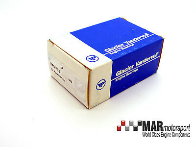 Vandervell VP2 Heavy Duty Main Bearings A Series 998 .010   Pre A+ Side Tag • 25£