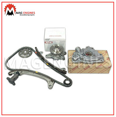 Timing Chain Kit With Oil Pump & Water Pump Toyota 2zz-ge For Corolla Celica  • 134£