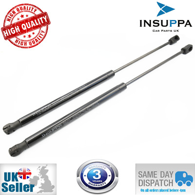 2x Tailgate Boot Gas Strut Lifter Fits Vauxhall/opel Corsa C 2000-2006 Hatchback • 10.40£