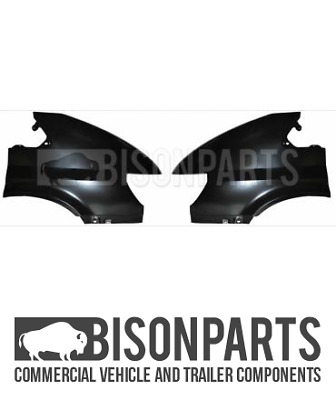 +fits Ford Transit Mk6 2000-2006 Front Wing Panels Rh & Lh Tra176 & Tra177 • 50£
