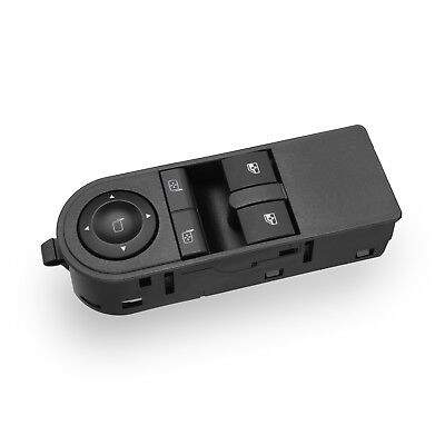 Electric Window Control Switch For Vauxhall Astra H Sport Hatch & Twintop 2 Door • 23.05£