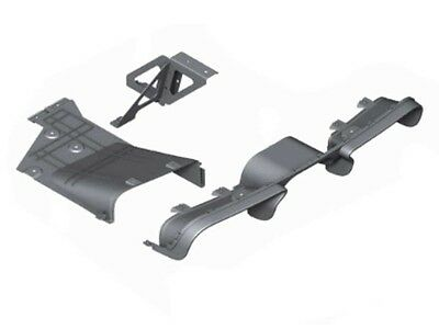 Genuine BMW MINI R56 Cooper S GP2 Rear Bumper Diffuser Kit 51747330558 • 385£