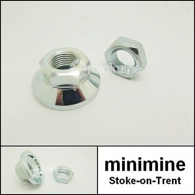 Classic Mini Clutch Plunger Large Throw Out & Locking Nut Set 22A427 NT610041 • 8.25£