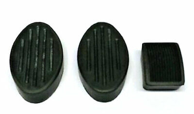 Morris Minor Pedal Rubbers Set (all Models) Clutch,brake And Throttle • 7.94£