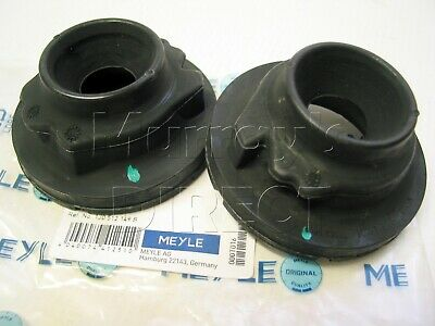 Pair MEYLE Rear Spring Top Packing Rubbers For VW Mk4 Golf Bora Polo 1J0512149B • 10.85£