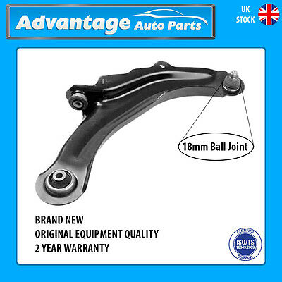 Renault Megane Scenic Grand Scenic 2 Wishbone Control Suspension Arm Front Right • 18.82£