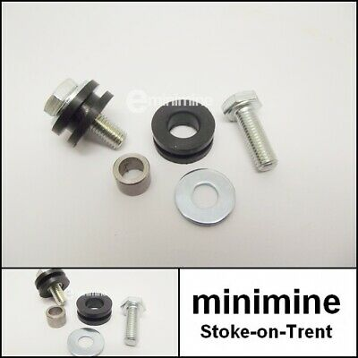 Classic Mini Radiator Top Bracket Fitting Kit For One Piece Cowling Surround • 8.45£