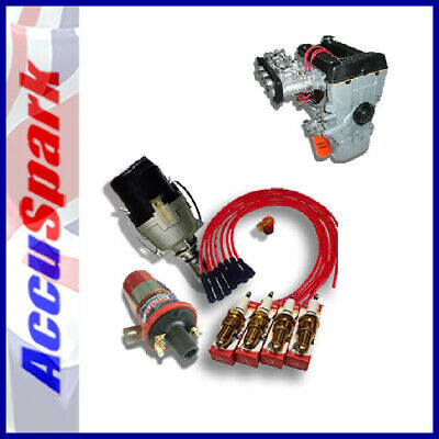 Lotus Twin Cam 23D  Full Electronic Ignition And Distributor Performance Kit • 99.95£