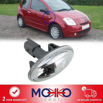Orginal Side Indicator Repeater Light Lamp For Citroen C1 C2 C3 Picasso 6325.g3 • 3.99£