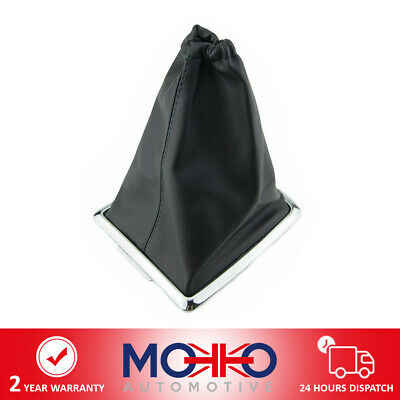 FOR FOCUS MK2 C-MAX GEAR LEVER GEARSTICK GAITER 2004-2012 (Fits:FORD) • 11.95£