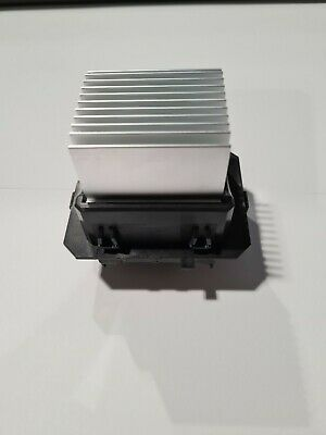 New Genuine MINI Blower Motor Fan Resistor For Air Conditioning 64119286870 • 119£