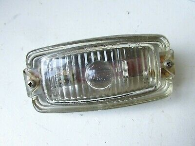 Classic Car WIPAC Reversing Lamp W/ Glass Lens UK Only • 20£