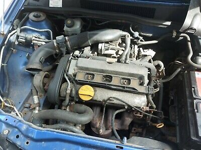 Vauxhall Astra Coupe Z18xe Engine Complete 110k Miles • 150£