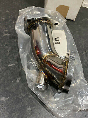 Nissan SR20DET S13 Silvia 5 Bolt Turbo Elbow With Gaskets Bolts Fitting Kit • 40£