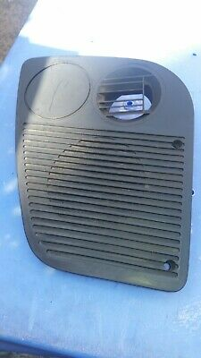 Saab 900 Classic Front Left Dash Speaker Cover Grill • 20£