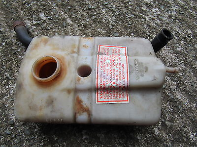 Genuine Volvo 240 Series 245 244 Cooling System Expansion Tank Bottle Coolant • 9.99£