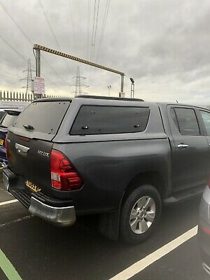 Hardtop Cover For 2019 Toyota Hilux • 400£