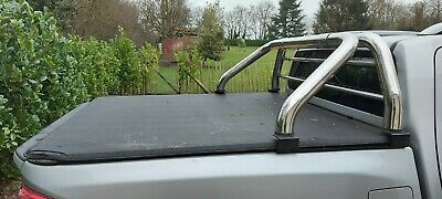Nissan Navarra Np300 Roll Bar, Tonneau Cover And Bed Liner • 200£