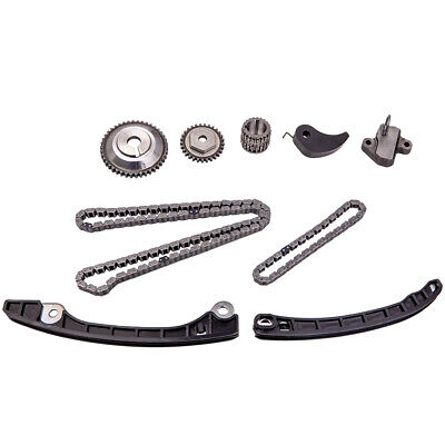 Timing Chain Kit For RENAULT MEGANE Mk3 1.4 For Dacia 0.9L 130241751R 130C12345R • 38£