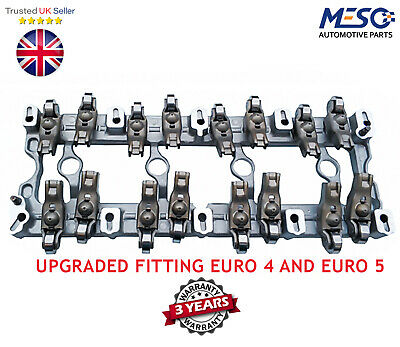 Upgraded Rocker Arm Carrier Ladder Fits Transit 2.2 2.4 Mk7 Mk8 Custom 2006 On • 129.95£