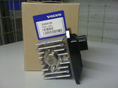 Volvo Heater Resistor/Transistor S40/V40 Genuine Part • 63£