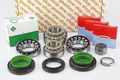 Bmw 1/3 Series Type 168 Genuine Rear Diff Differential Bearings And Seals Kit • 165.36£