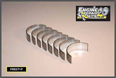 Vauxhall/Opel 1.7CDTI A17DTJ/DTL/DTR Big End Con Rod Bearing Set STD • 25£