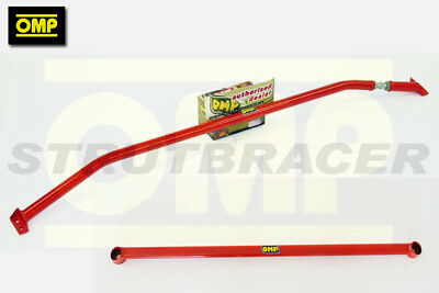 Omp Front Upper & Lower Strut Brace Set For Fiat 500 Abarth • 131.35£