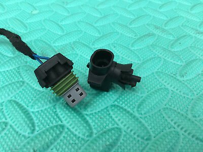 Genuine Vauxhall Astra Vectra Corsa Ambient Outside Temperature Sensor+plug  • 16.95£