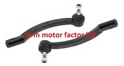 For Mini R50 R52 R53 (2003-2007) Front Left & Right Track Rod Ends Pair! • 24.23£