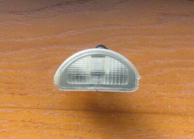 Genuine Used Toyota Aygo Rear Number Plate Light Lamp Unit • 9.99£