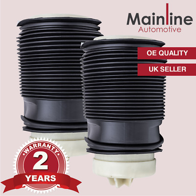 Pair Of Rear Air Springs To Fit E-Class W212 10-15 CLS-Class W218 X218 12-15  • 148£