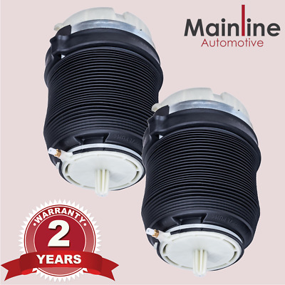 Rear Air Springs/bags (pair) To Fit Audi A6 (C6-6F) Allroad 04-11  • 240£