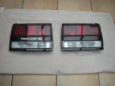 TOYOTA MR2 Mk1a AW11 CLEAR FRONT AND REAR INDICATOR/TURN LENSES  • 159.50£