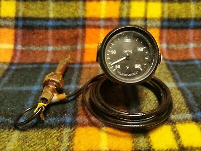 Vintage Classic Smiths Temperature Gage • 75£