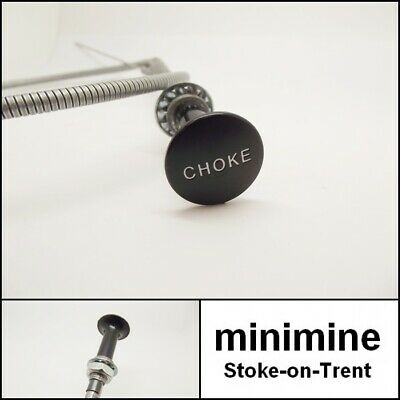 Classic Mini Choke Cable For MK1 Models 21A1202 Single Carb Mk1 Mk2 850 998 • 19.95£