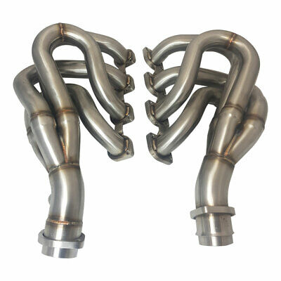 Ferrari 360 100% Stainless High Flow Sports Sound Exhaust Manifolds Bolt On • 850£