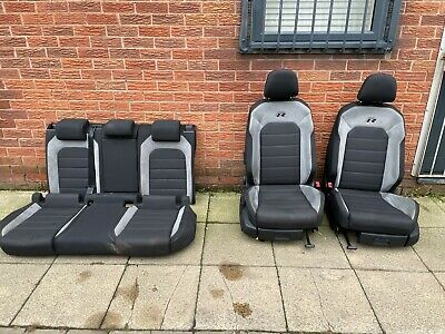 Vw Golf R Mk7 2014-2019 Front Seats Full Interior Caddy Seats Mint Condition • 550£
