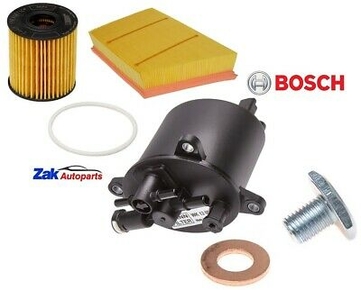 For Range Rover Evoque 2.2 Sd4 Mk1 Fuel Air And Oil Bosch Filters Service Kit • 49.90£